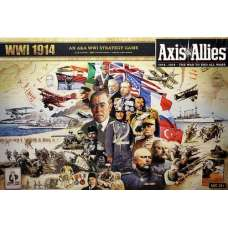 Axis and Allies WWI 1914