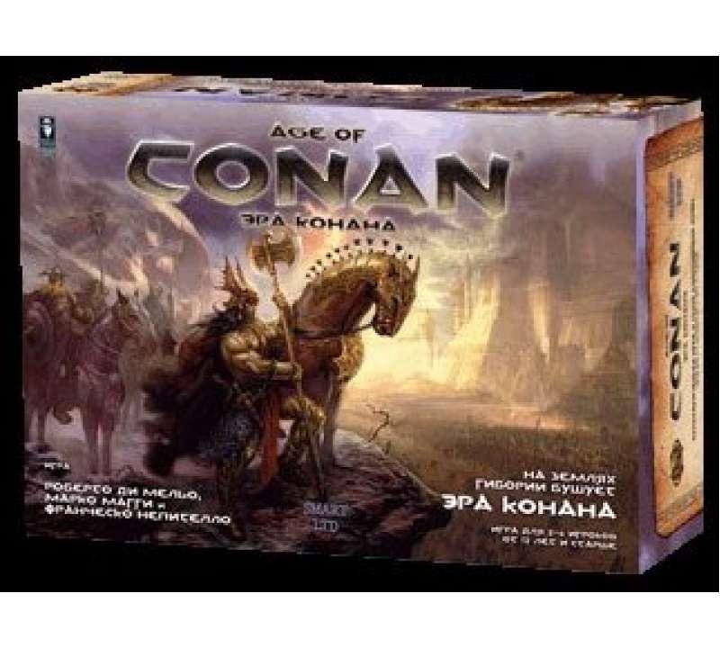 Настольная игра Эра Конана (Age of Conan)