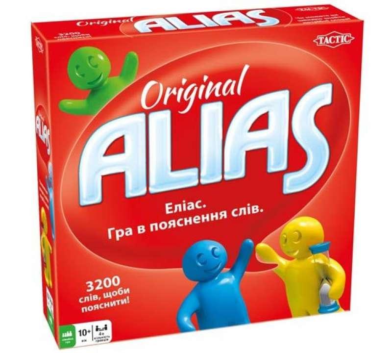 Настольная игра Alias (Элиас)