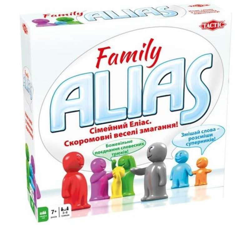Настольная игра Alias Family