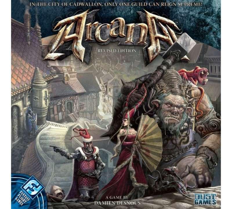Настольная игра Arcana