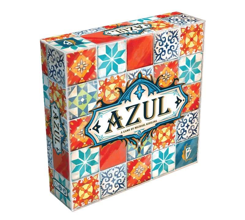 Настольная игра Azul (Азул)