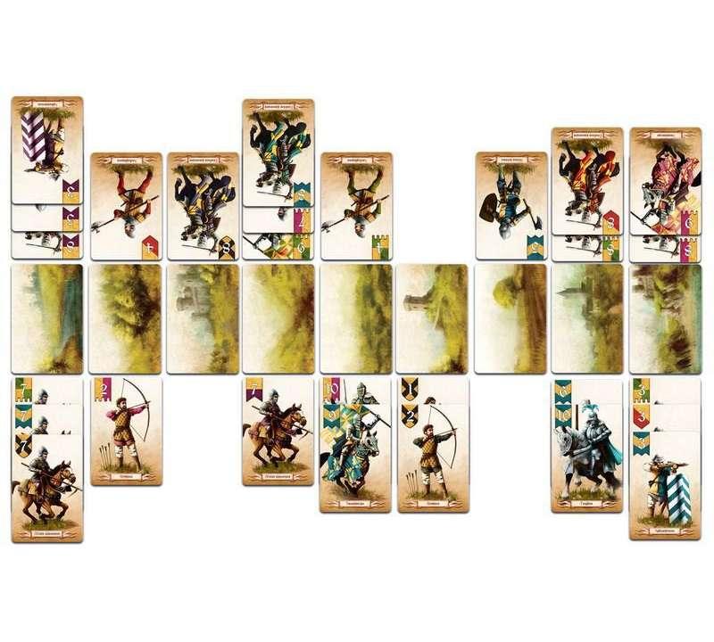Настольная игра Баталия (Battleline)