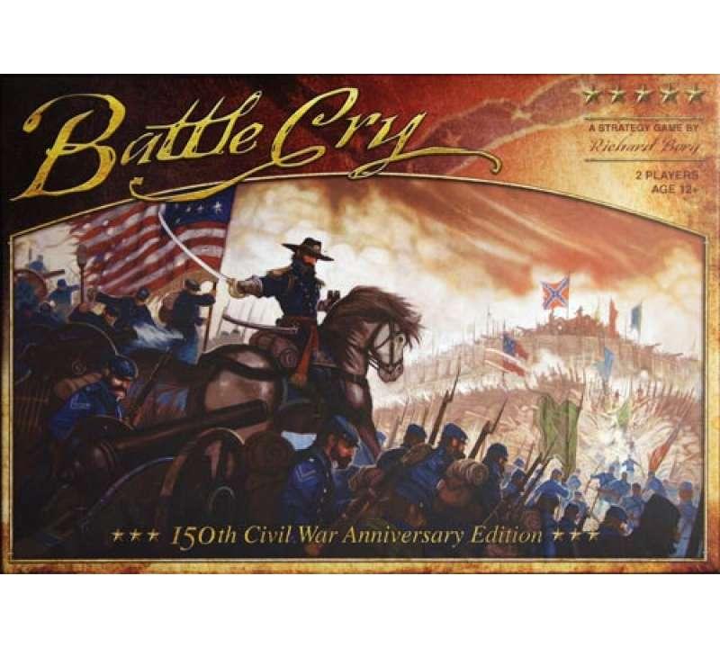 Настольная игра Battle Cry