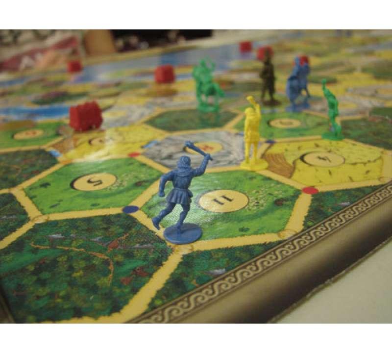 Настольная игра Битва за Рим Поселенцы