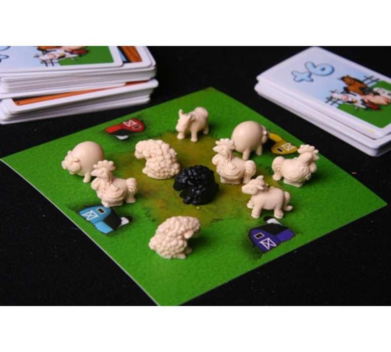 Настольная игра Чёрная Овца