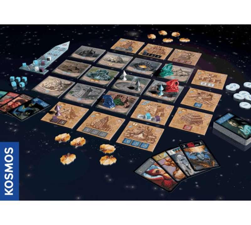 Настольная игра Город Синей Луны