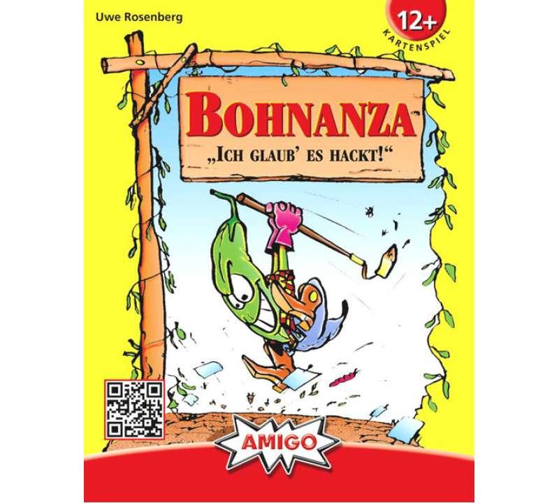 Настольная игра Bohnanza (Бонанза)