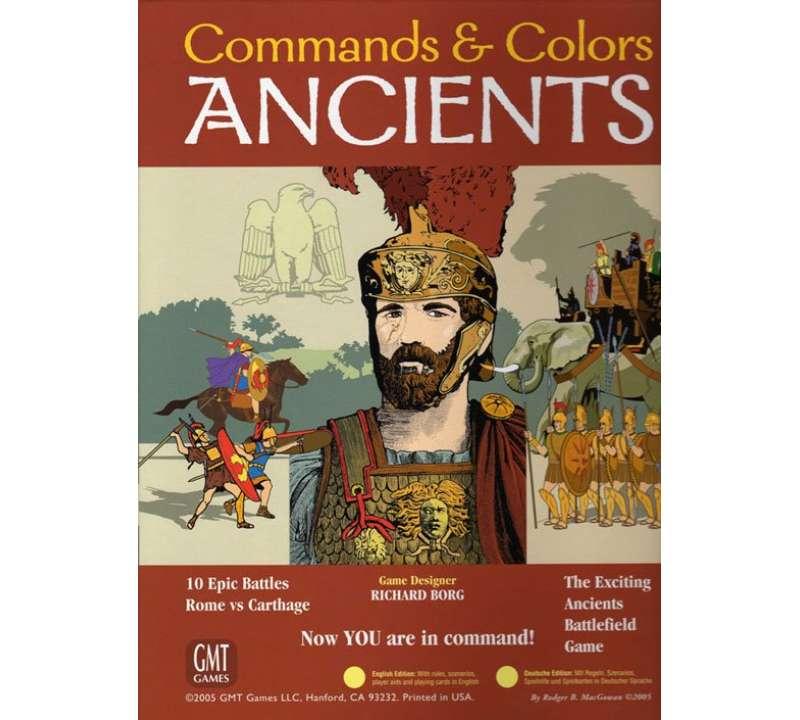 Настольная игра Commands and Colors Ancients