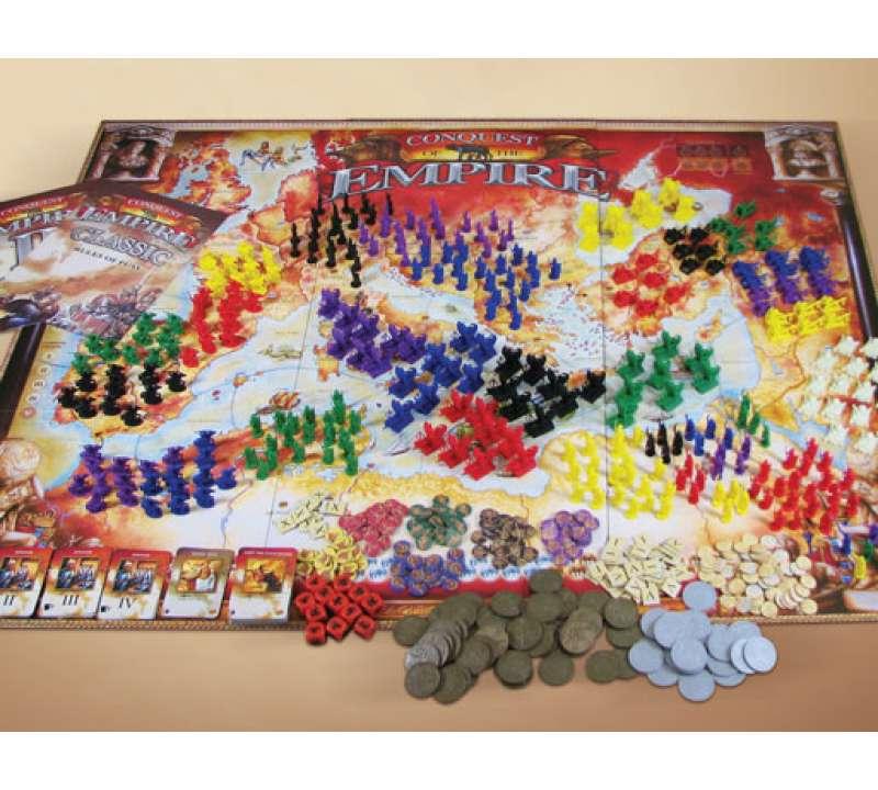Настольная игра Conquest of the Empire