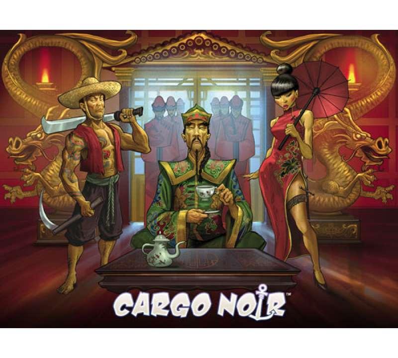 Настольная игра Cargo Noir
