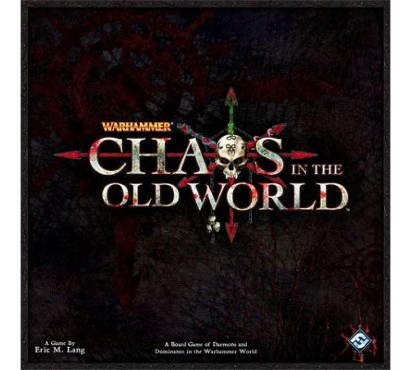 Настольная игра Chaos in the Old World (Хаос в Старом Свете)