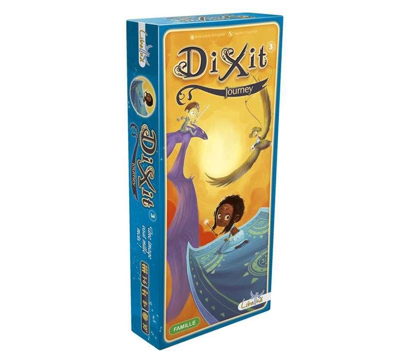Настольная игра Dixit 3 (Диксит 3)