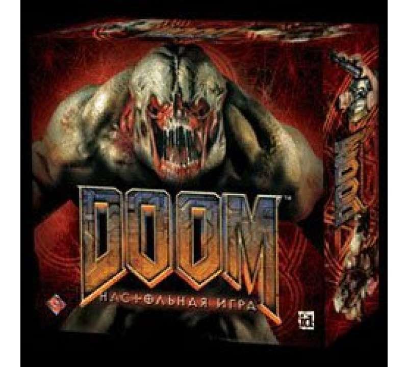 Настольная игра DOOM (Дум)