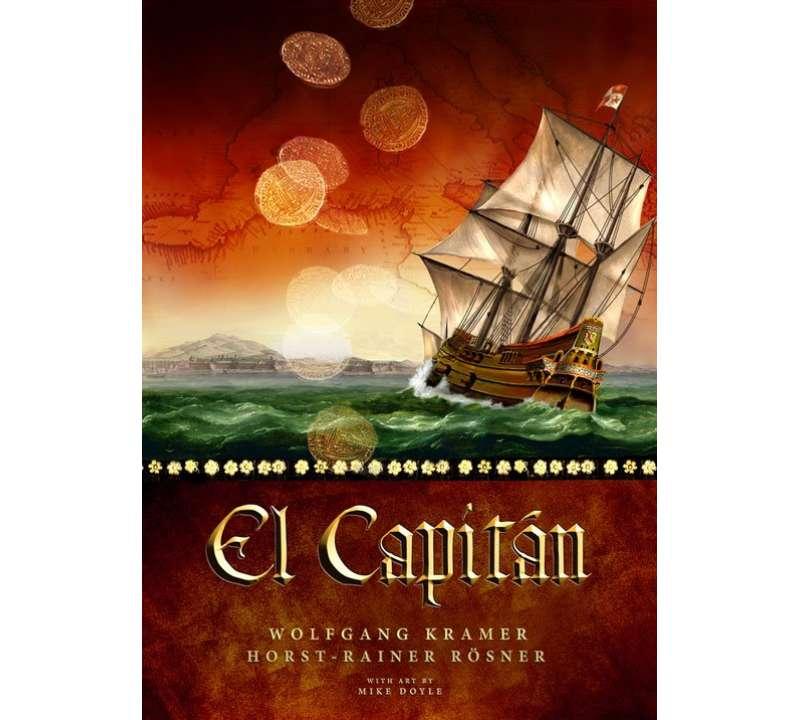 Настольная игра El Capitan