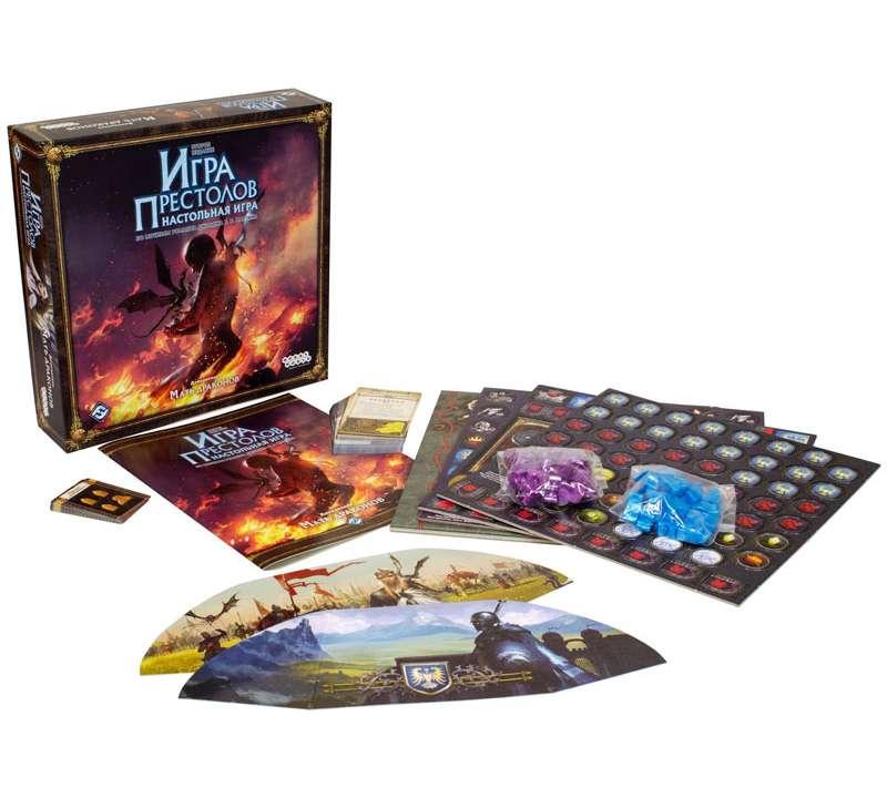 Игра Престолов: настольная игра. Мать драконов