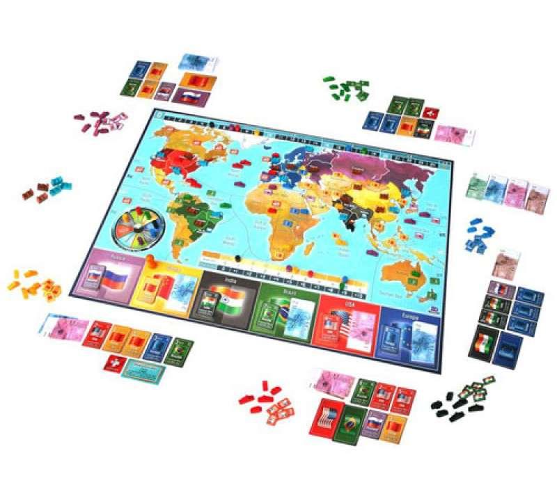 Настольная игра Империал 2030 (Imperial 2030)