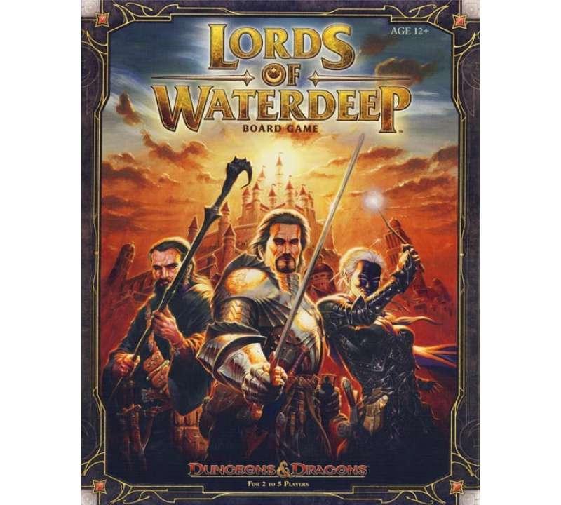 Настольная игра Lords of Waterdeep