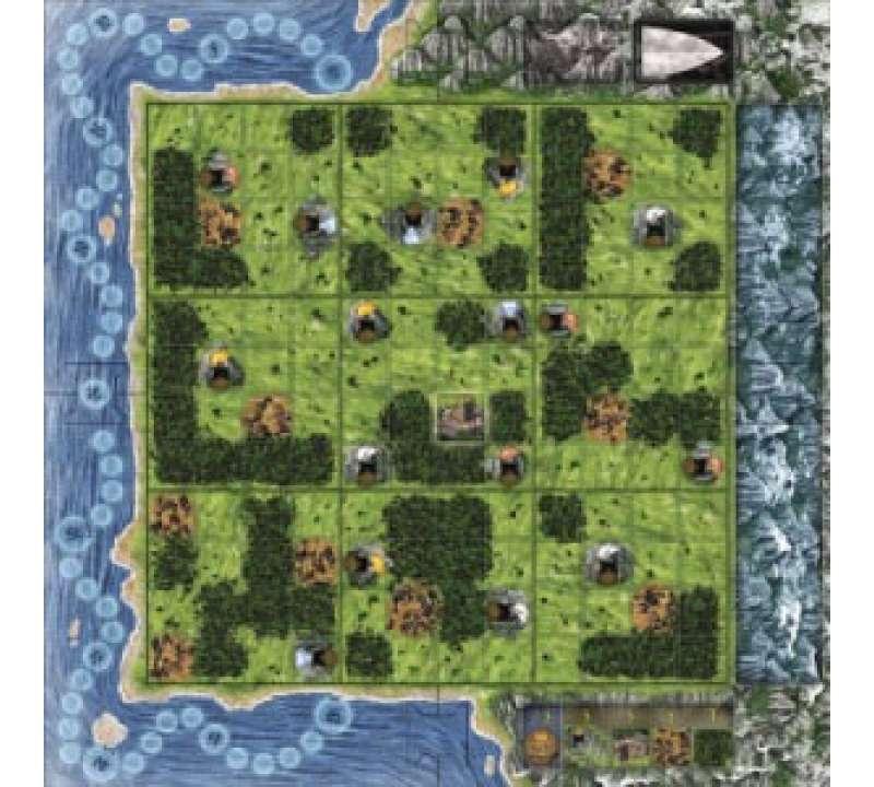 Настольная игра Львиное сердце (Domaine)