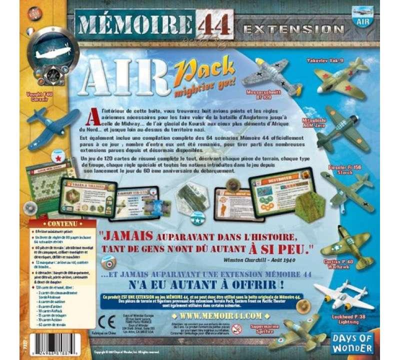 Настольная игра Memoir 44: Air Pack