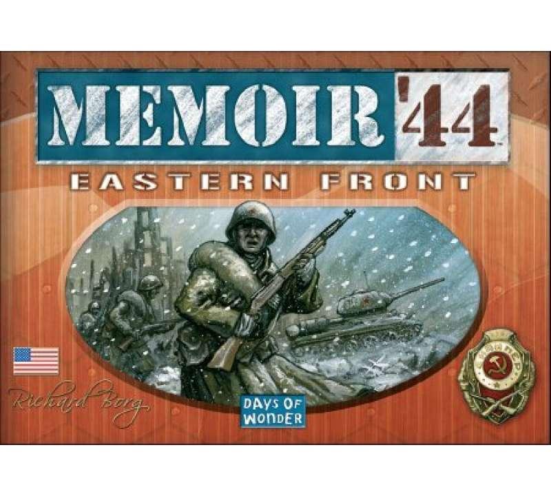 Настольная игра Memor 44 Eastern Front (Восточный фронт)
