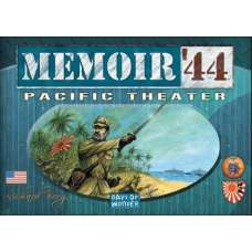 Memoir 44 Pacific Theater