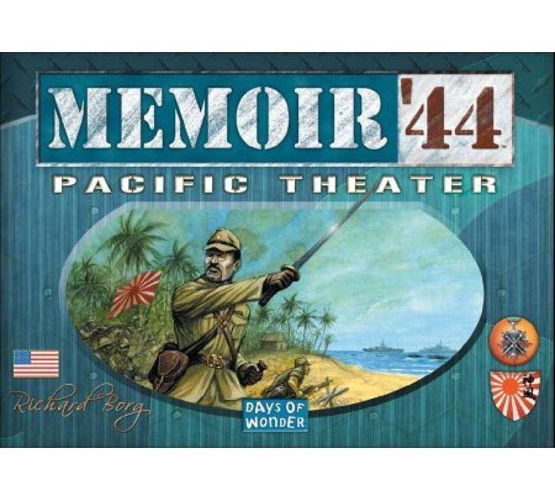 Настольная игра Memoir 44 Pacific Theater