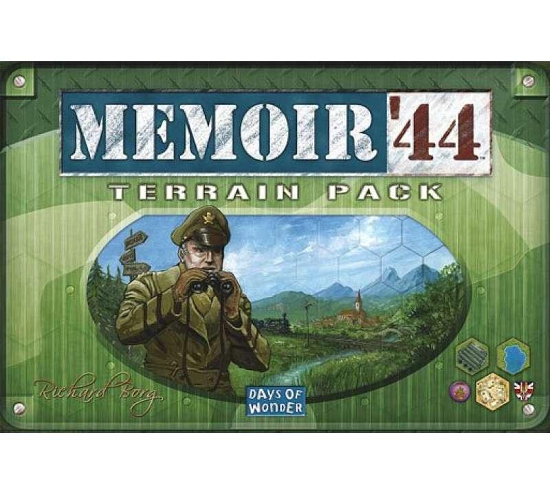 Настольная игра Memoir 44 Terrain Pack