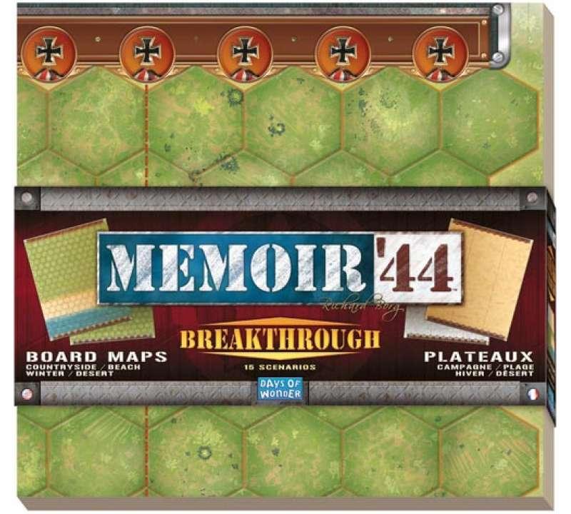 Настольная игра Memoir 44 Breakthrough