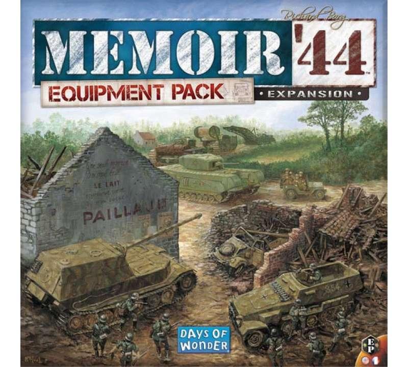 Настольная игра Memoir 44 Equipment Pack