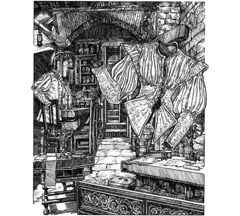 Мерцание эльфийского портала. Книга-игра