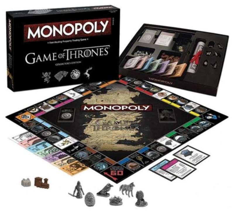 Монополия: Игра Престолов (коллекционное издание)