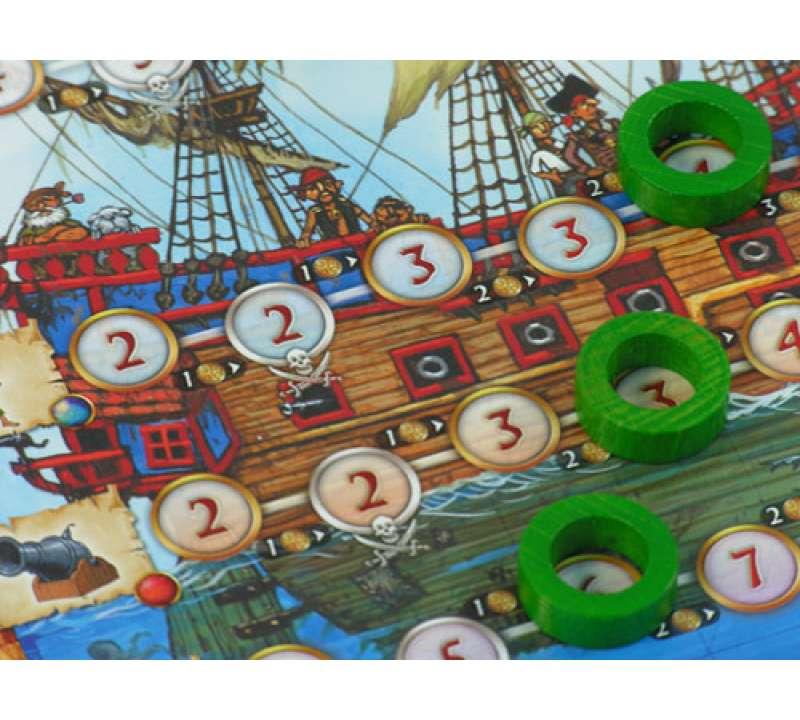 Настольная игра Pirates Cove (Пиратская Бухта)