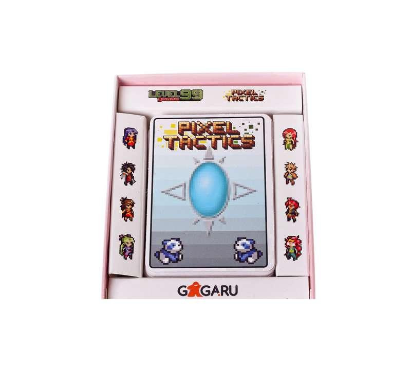 Настольная игра Pixel Tactics (Пиксель Тактикс)