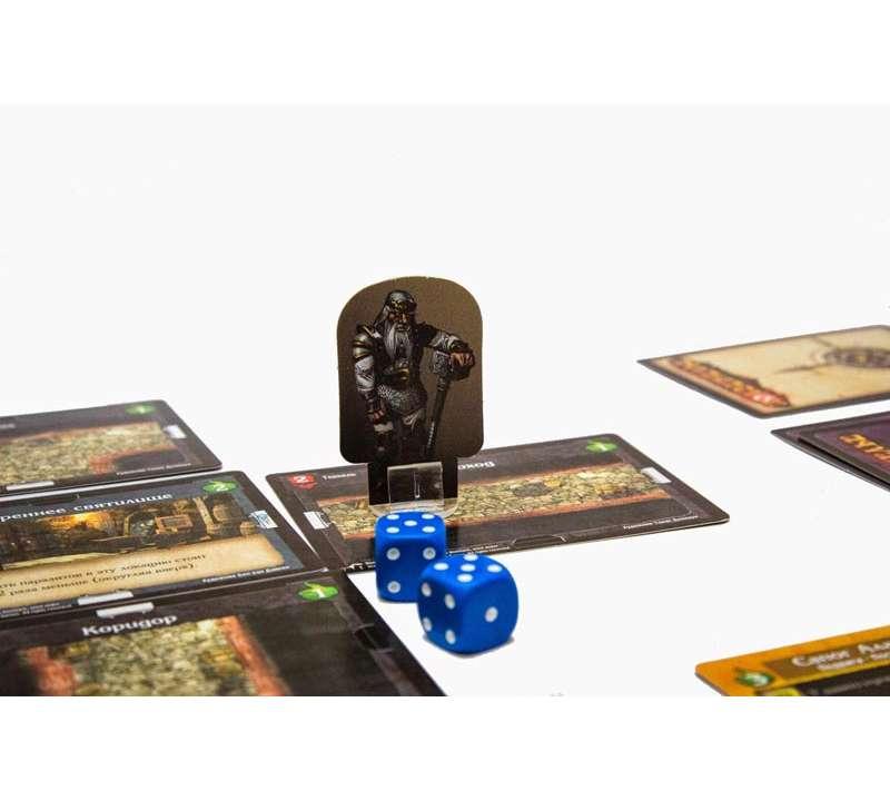 Настольная игра Подземелье Гробница повелителя мёртвых