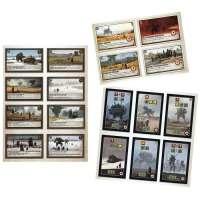 Серп: Комплект промо карт №1 (18 карт)