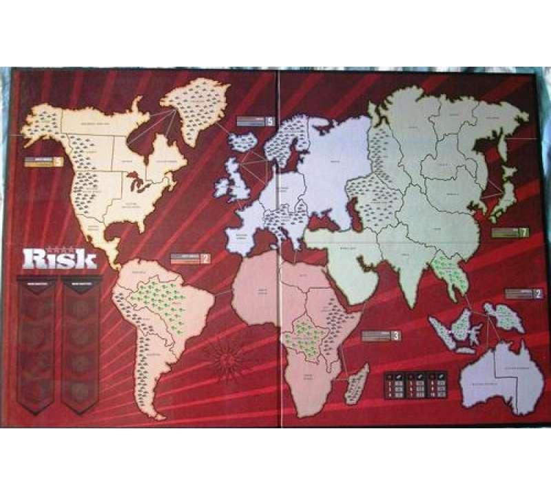 Настольная игра Риск Новое издание