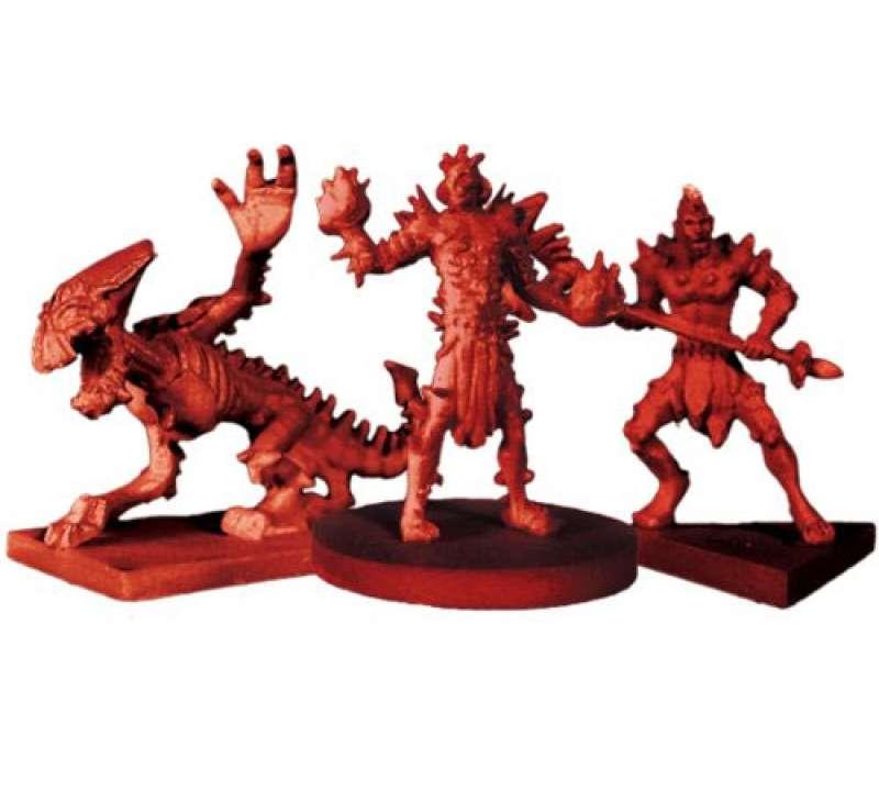 Настольная игра Runewars (Рунные Войны)
