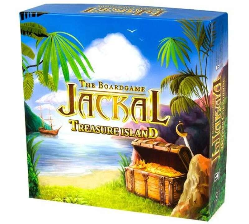 Настольная игра Шакал Остров Сокровищ