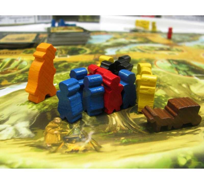 Настольная игра Шервудский Лес