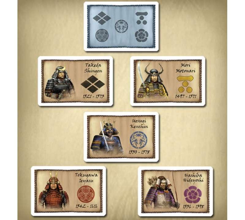 Настольная игра Shogun