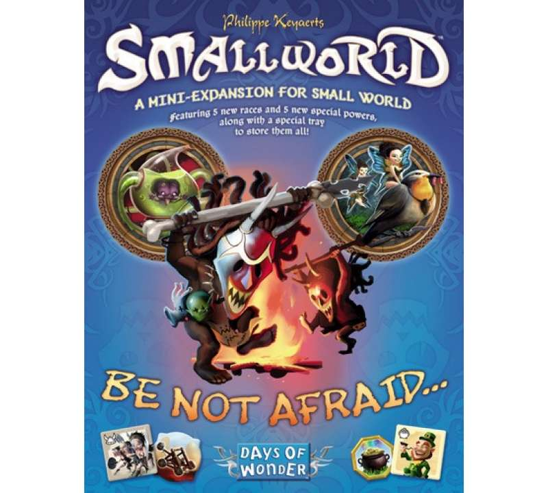 Настольная игра Small World Be Not Afraid