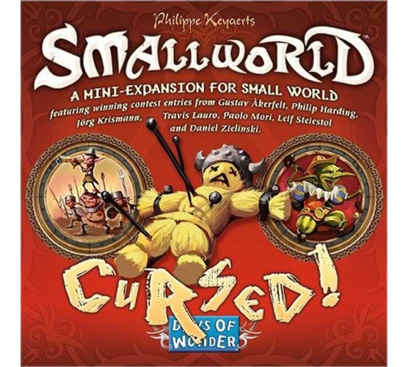 Настольная игра Small World Cursed