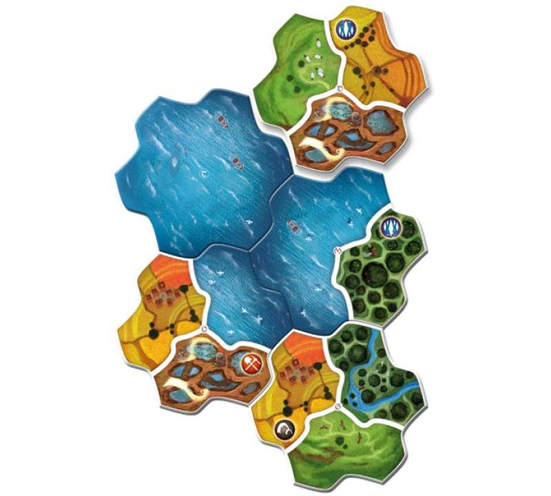 Настольная игра Small World Realms