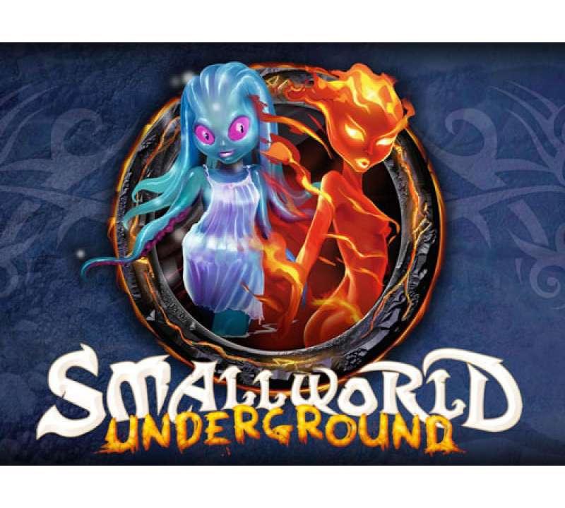 Настольная игра Small World Подземный мир (Underground)