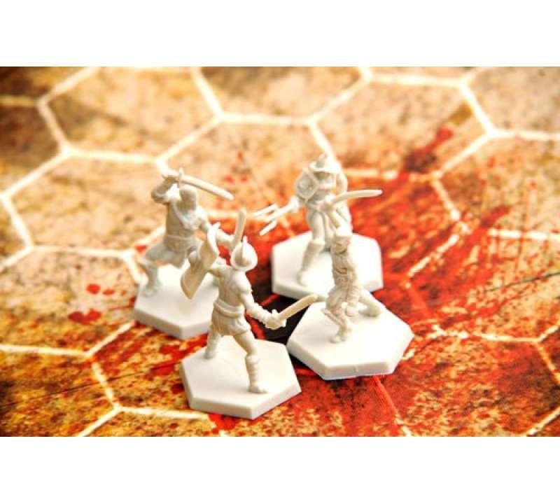 Настольная игра Спартак (Spartacus)
