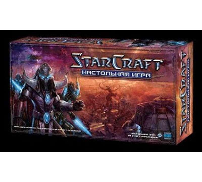 Настольная игра StarCraft (Старкрафт)
