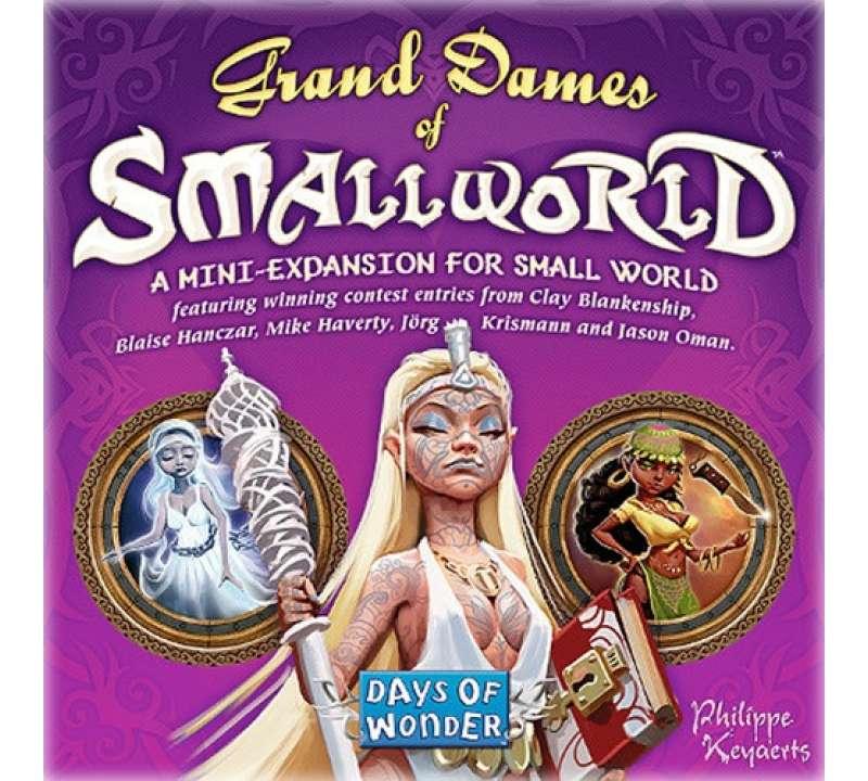 Настольная игра Small World Grand Dames