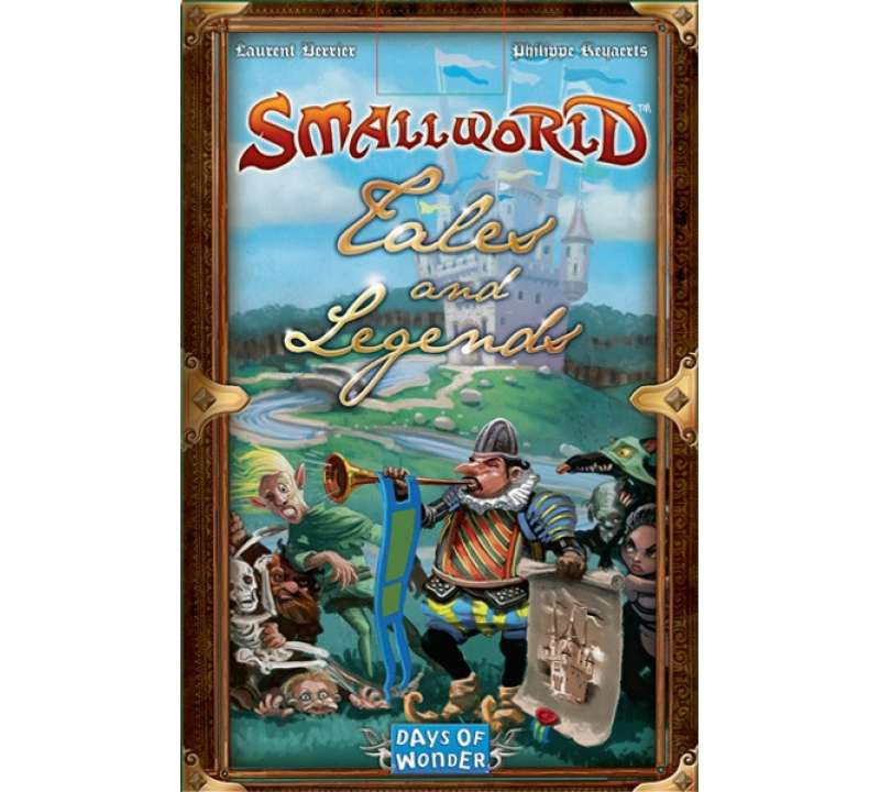 Настольная игра Small World Tales and Legends