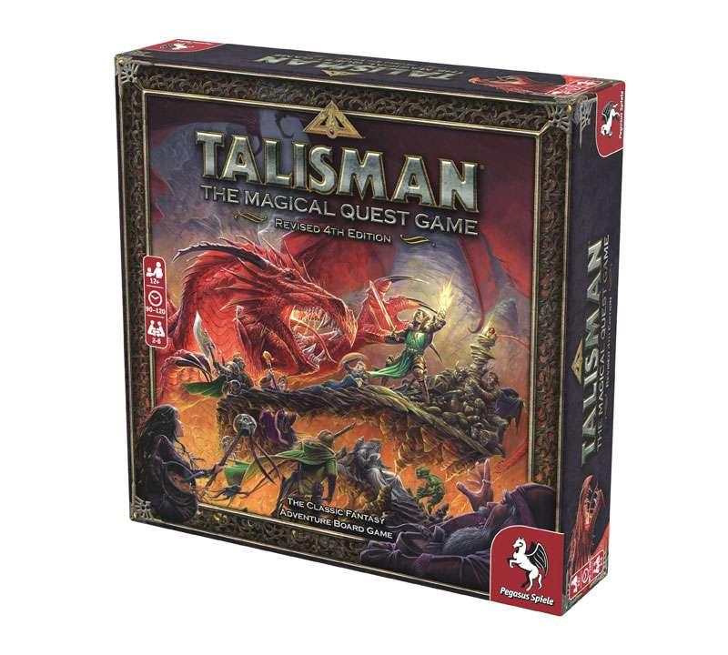 Настольная игра Talisman (Талисман)